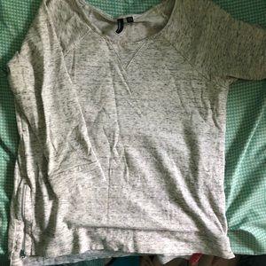 Cynthia Rowley Women's Zipper Sweater - size M